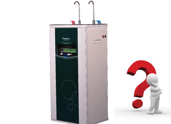 Có nên mua Máy lọc nước Kangaroo 2 vòi?