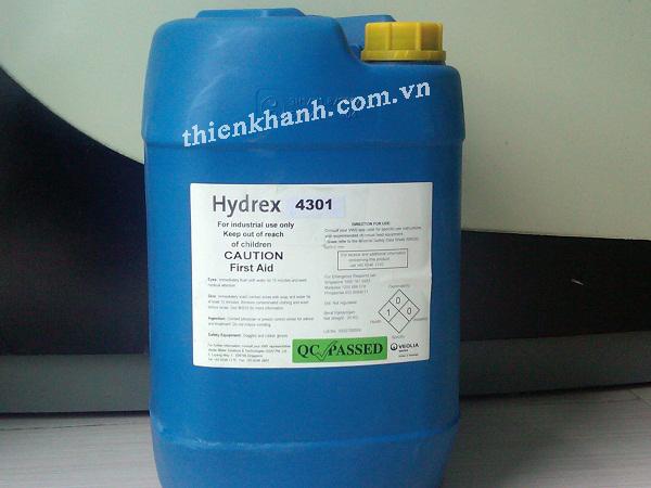 Hóa Phẩm Khử Ô-XY và CLO Tự do - Hydrex-4301