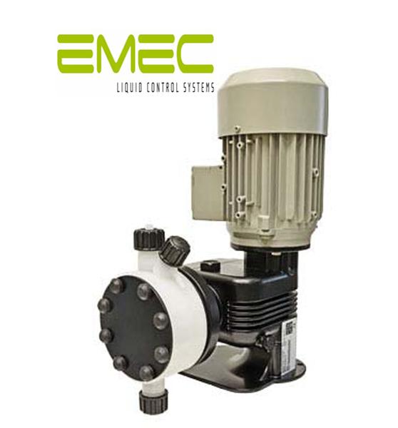BƠM ĐỊNH LƯỢNG Emec - Model PRIUS