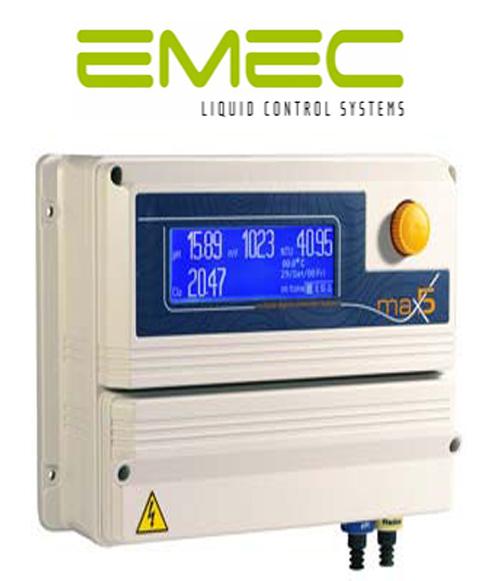 Thiết bị đo lường điều khiển Model MAX5