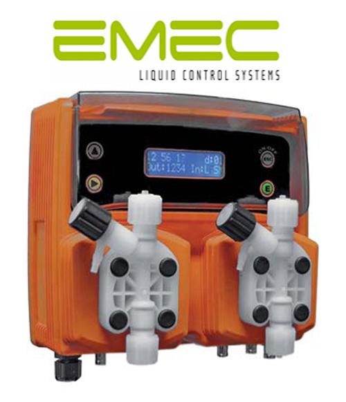 BƠM ĐỊNH LƯỢNG HÓA CHẤT EMEC Model WTx