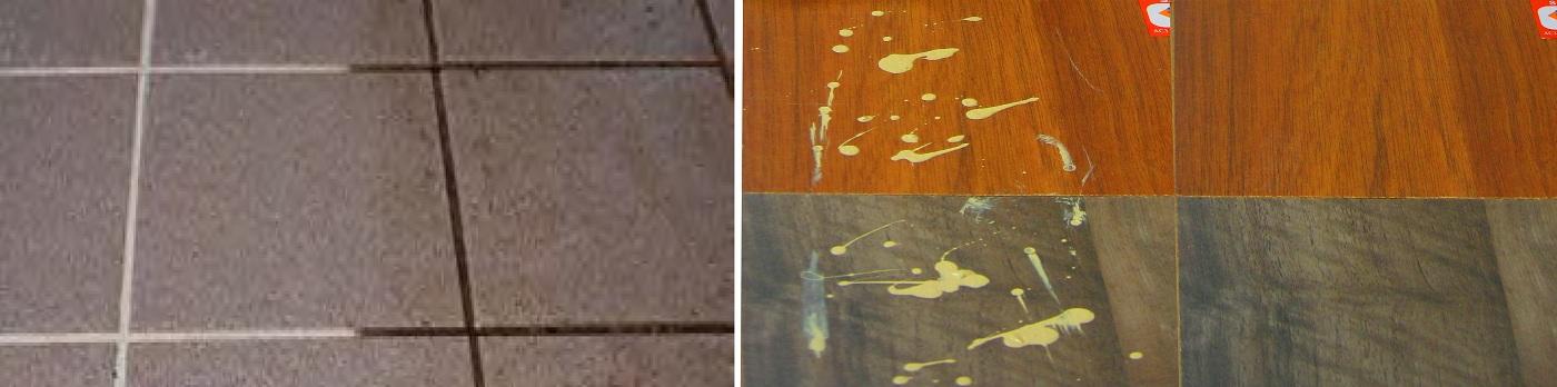 Hóa phẩm tẩy rửa sàn, gỗ gạch men, gốm sứ