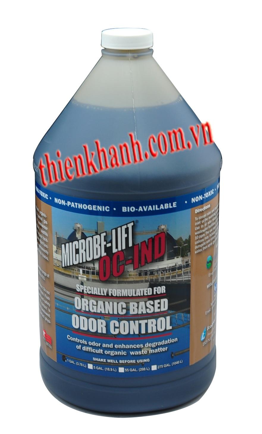 Vi sinh xử lý mùi MICROBE-LIFT OC