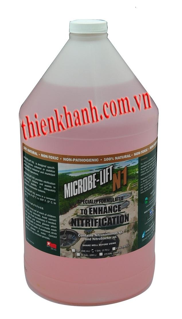 Vi sinh xử lý Ni-tơ MICROBE-LIFT N1