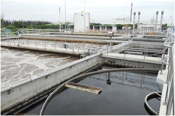 Hệ thống bể xử lý nước thải bằng Microbelift IND
