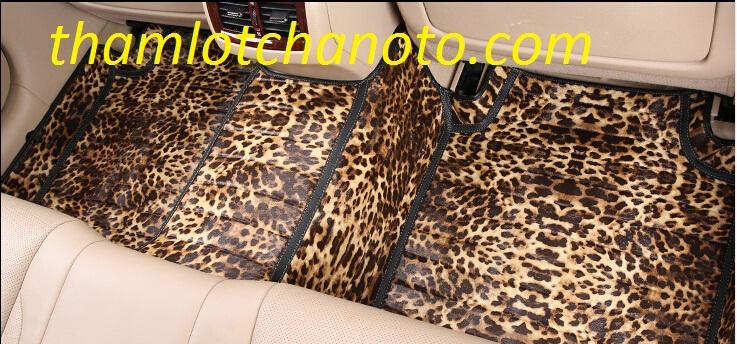 thảm lót sàn ô tô 4D