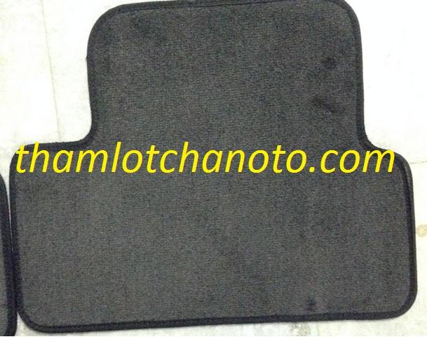 Thảm lót sàn ô tô ghế sau trái