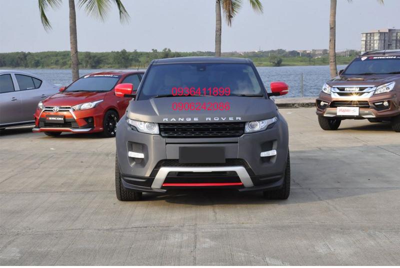 Body kitRange Rover chính hãng