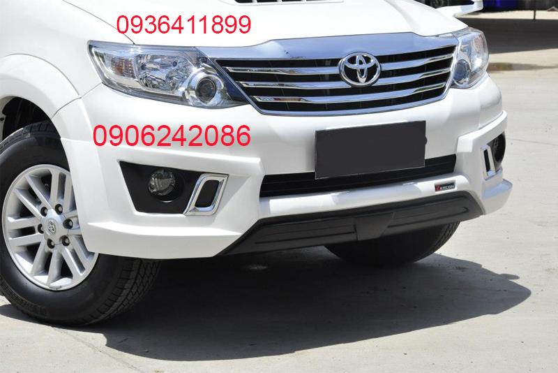 Body kit fortuner cao cấp