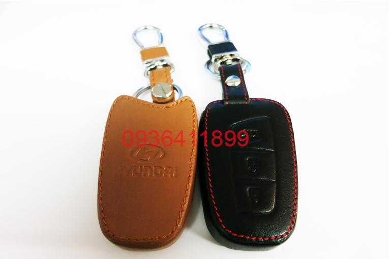 vỏ bọc chìa khóa Hyundai , vỏ chìa khóa ô tô da cao cấp, vỏ chìa khóa ô tô bền đẹp, vỏ chìa khóa ô tô