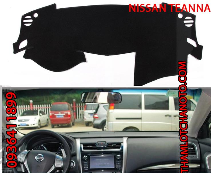 tham chong nang taplo cho xe Nisan Tenna