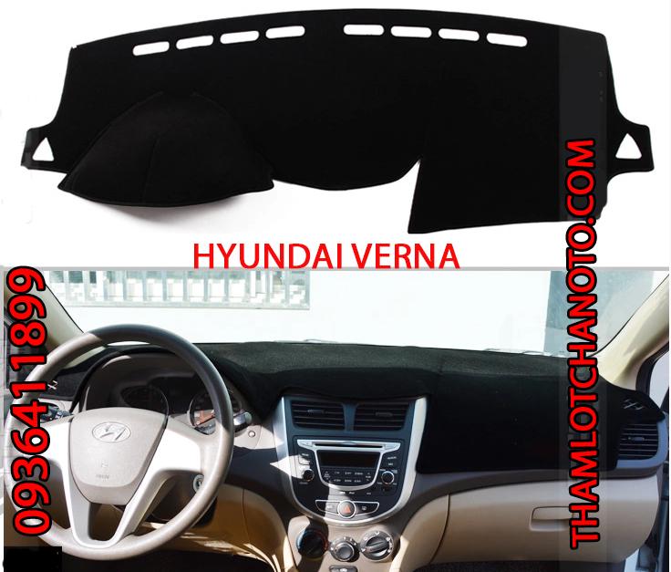 tham chong nang taplo cho xe Hyundai Verna