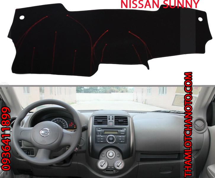 tham chong nang taplo cho xe Nissan Sunny