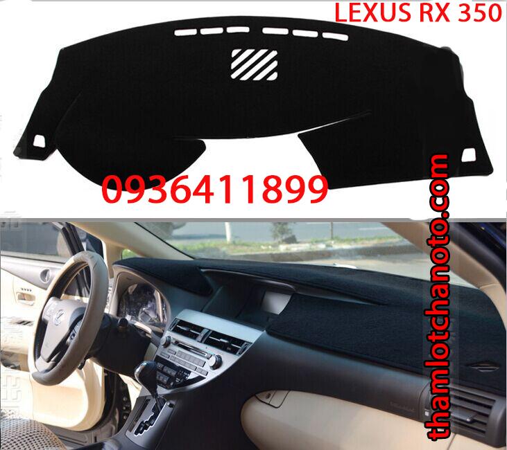 tham chong nang taplo cho xe Lexus RX 350