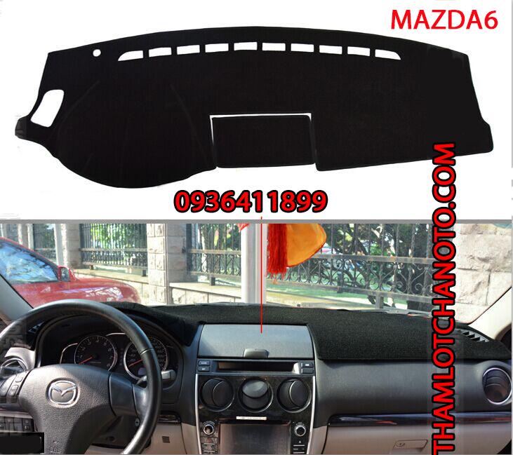 tham chong nang taplo cho xe Mazda 6