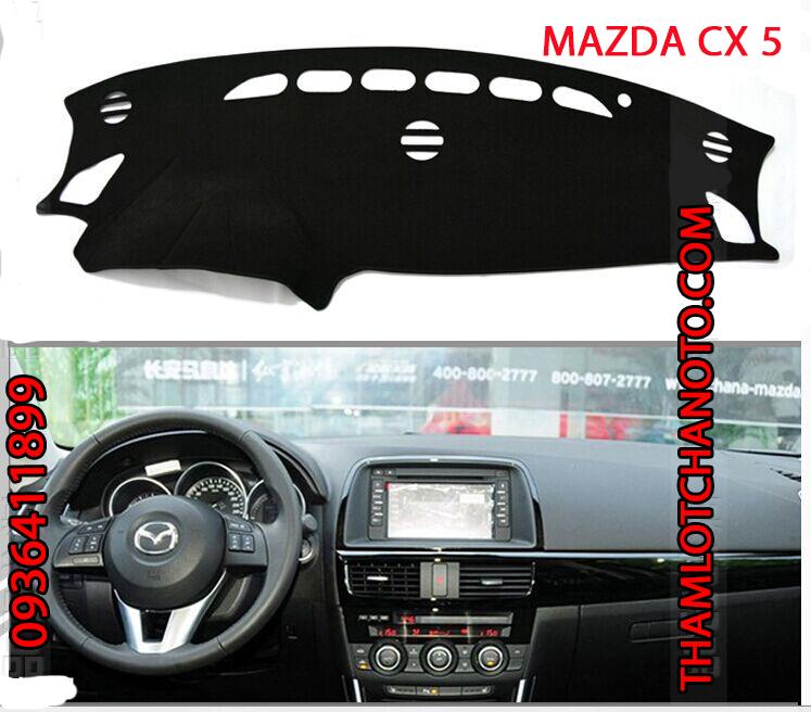 tham chong nang taplo cho xe Mazda CX 5