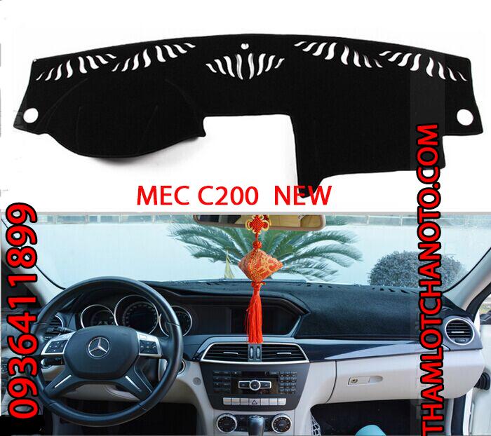 tham chong nang taplo cho xe Mec C200 New