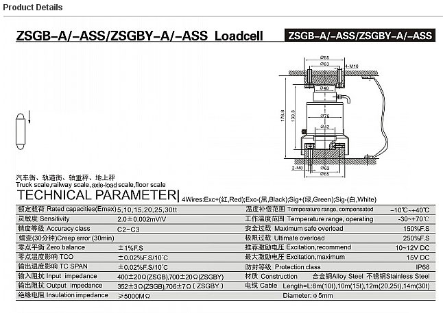 ZSFGB-A 30 tấn
