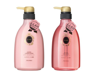 Bộ gội xả Shiseido Ma Cherie Nhật Bản