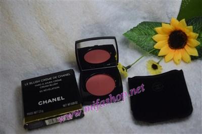 Má hồng chanel dạng kem- Hồng cam