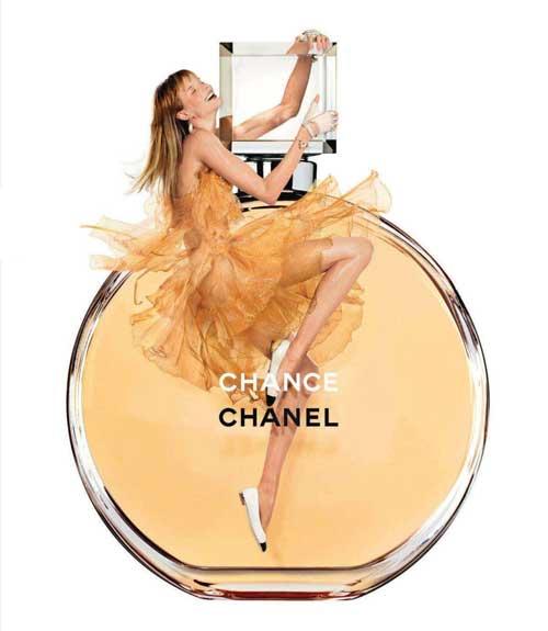 Nước hoa Chanel Chance eau de parfum Pháp
