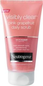 sữa rửa mặt neutrogena Visibly clear Pink grapefruit