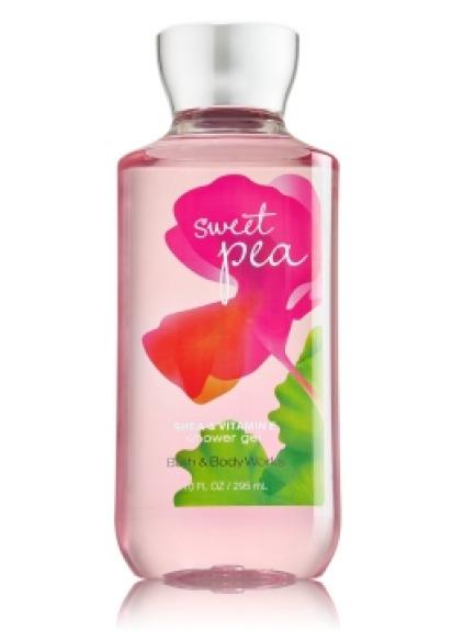 Sữa tắm Bath and Body Works hương Sweet Pea (295nl)