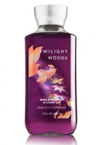 Sữa tắm bath and body works Twilight Woods