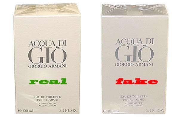 Phân biệt Acqua Di Gio thật và giả mifashop