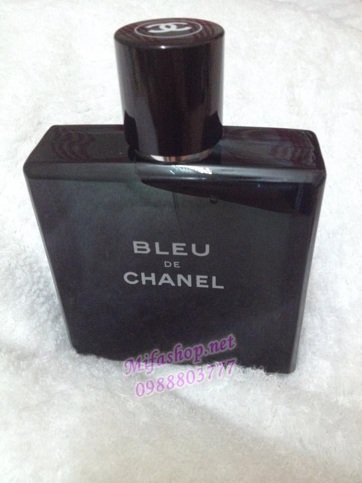 chanel blue mifa shop mặt trước