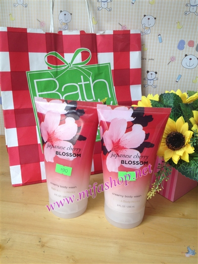 Sữa tắm Bath n Body works body cream