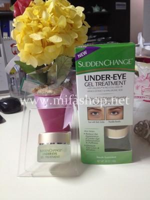 Sudden Change Under-Eye Gel treatment - 14g