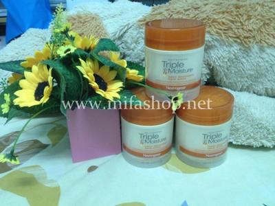 Mặt nạ hấp, ủ tóc Neutrogena triple moisture