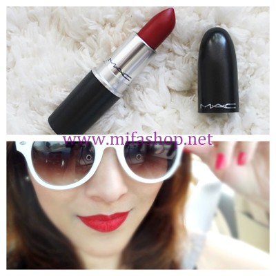 SON MÔI MAC RUBY WOO