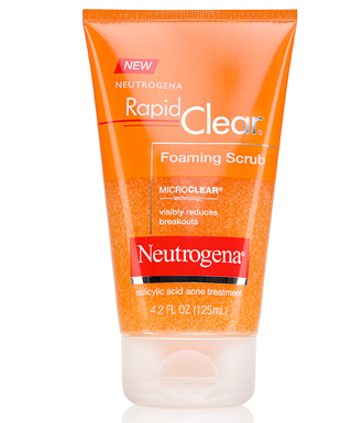 kem dưỡng trị mụn Rapid Clear Neutrogena