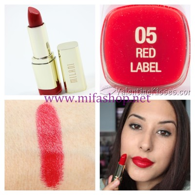 Son MILANI Color Statement - 05 Red Label