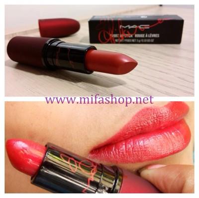 Son môi MAC Viva Glam Rihanna 1