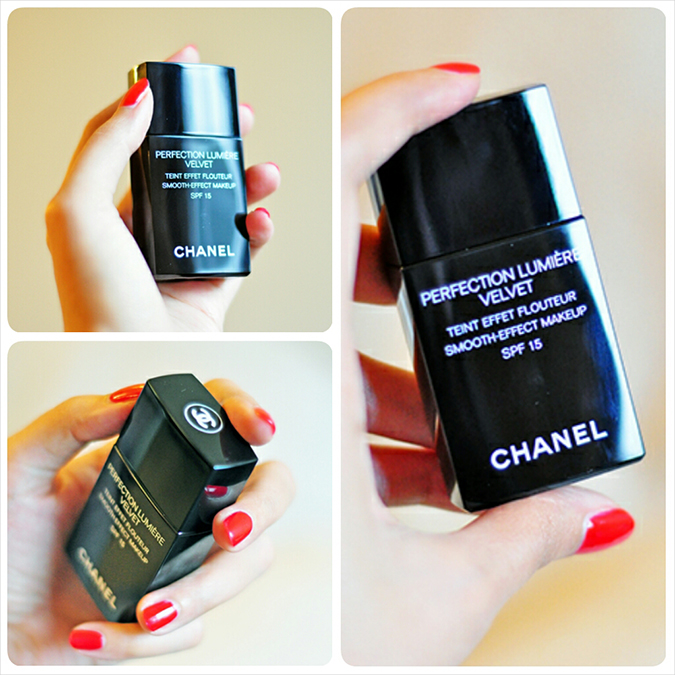 Chanel Perfection Lumiere Velvet Made in France