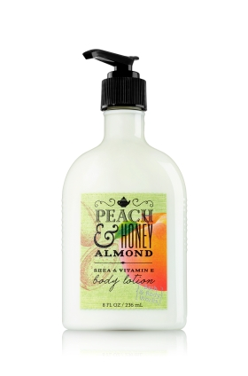 Dưỡng thể Bath n Body work peach honey almond