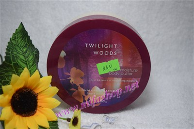 Dưỡng thể butter body twight woods bath n body works