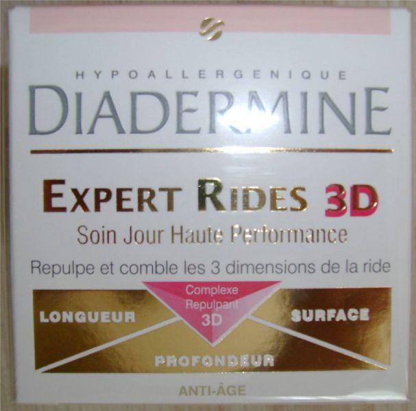 Kem dưỡng chống nhăn Diadermine Rimpel Expert 3D