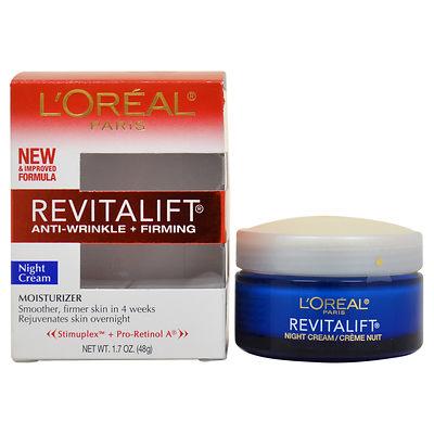 kem dưỡng da chống lão hóa L'Oreal Paris Revitalift Anti Wrinkle