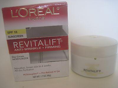 Kem dưỡng da chống lão hóa RevitaLift Anti-Wrinkle  Firming Day Cream SPF 18