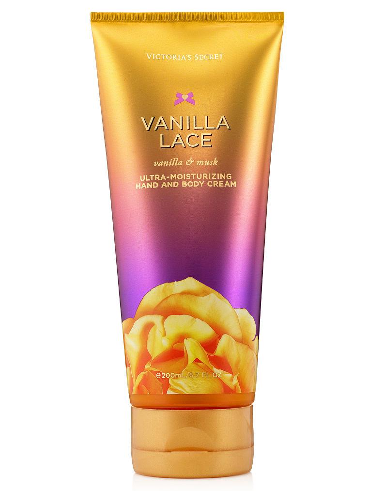 kem siêu dưỡng ẩm cho tay và toàn thân Victoria Secret Vanilla Lace