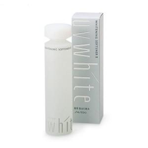 Nước hoa hồng Shiseido UV WHITE Whitening Softener I Dành cho da dầu