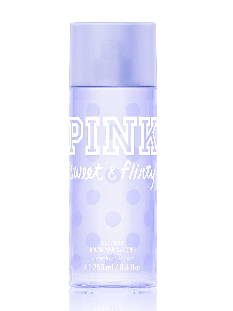 nước hoa toàn thân Victoria's Secret Pink sweet & flirty