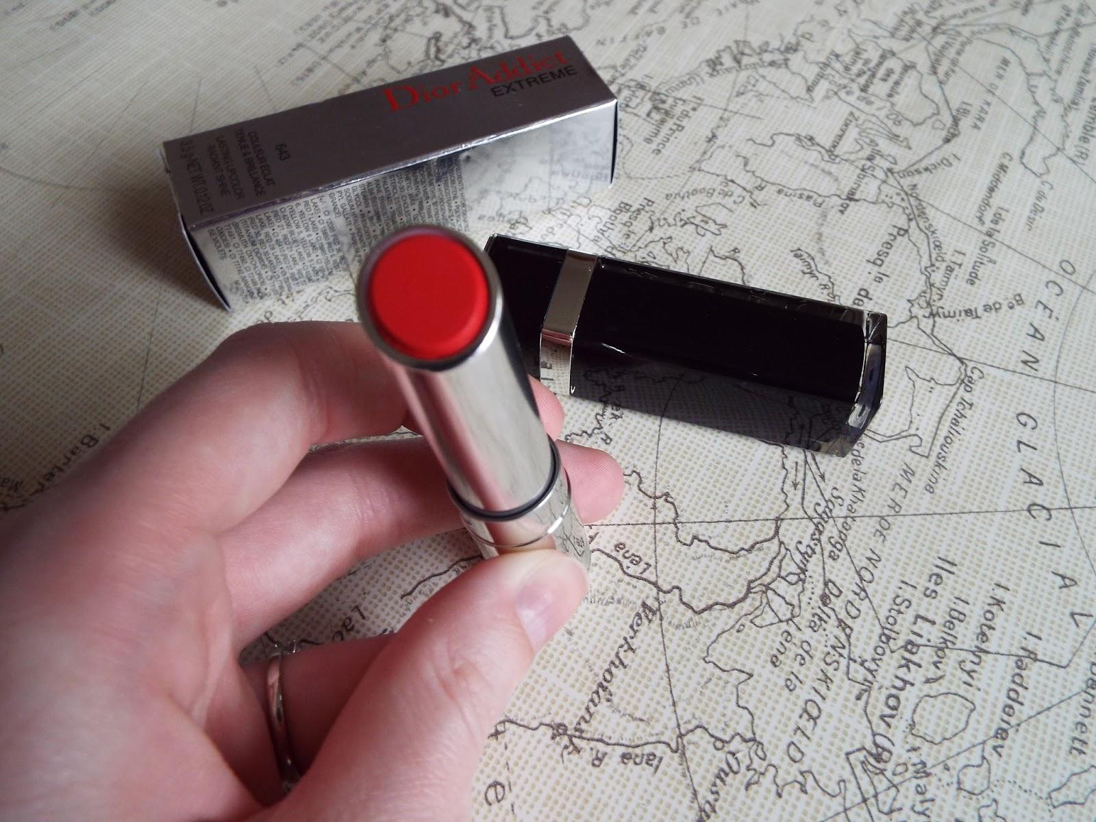 Son Dior Addict Extreme 643 lipstick
