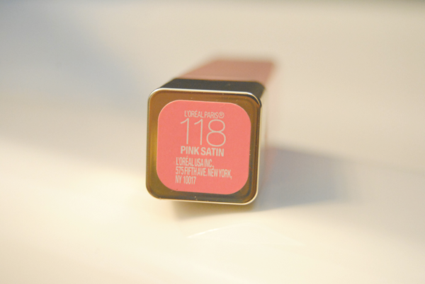Son dưỡng có màu L'Oreal Colour Riche  Balm - 118 Pink Satin