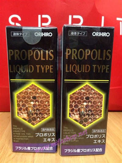 Sữa ong Chúa Propolis Liquid Type - Nhật