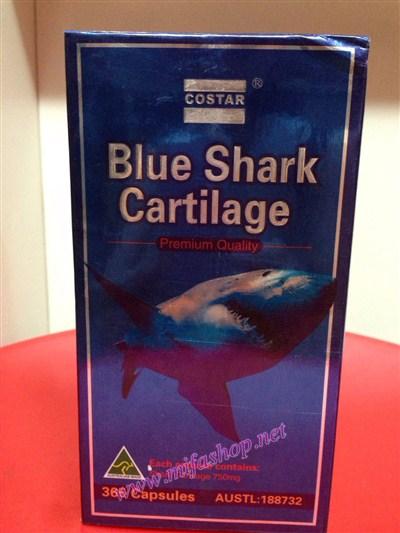 SỤN VI CÁ MẬP BLUE SHARK CARTILAGE COSTAR - bổ khớp